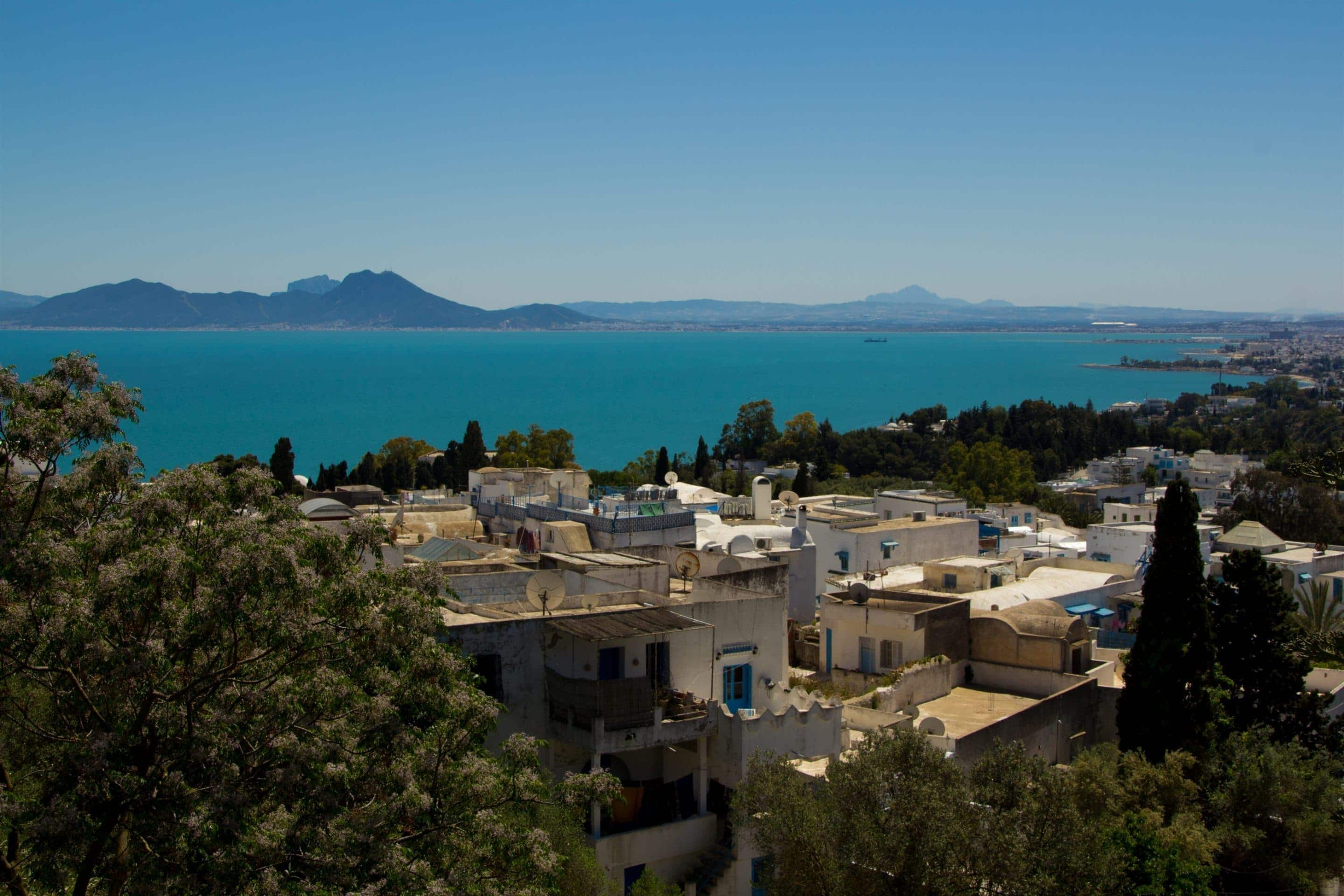 Sidi Bou Said, Tunisia. Photo copyright Genevieve Hathaway Photography ...