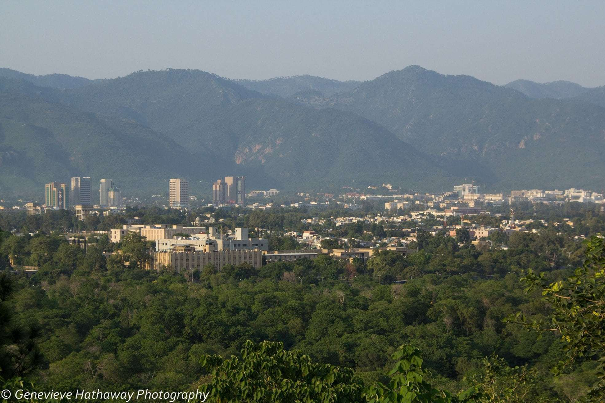 Pakistan capital islamabad Bravo, this