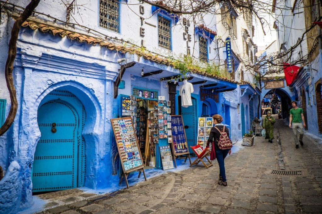 Chefchaouen Morocco  City pictures : Photo Essay: Chefchaouen, Morocco's Blue City